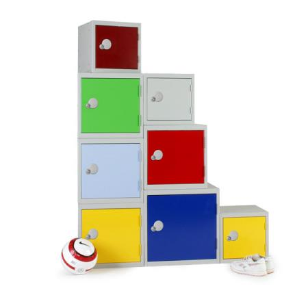 Cube, Quarto, Sixto Lockers