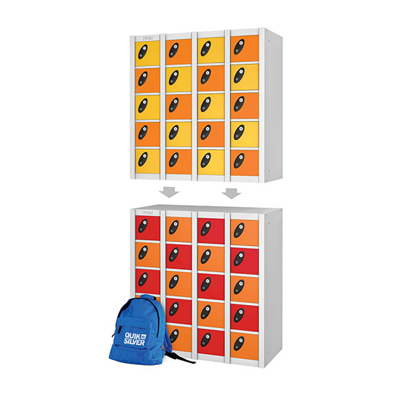 Personal Effects/Mobile Phone Lockers