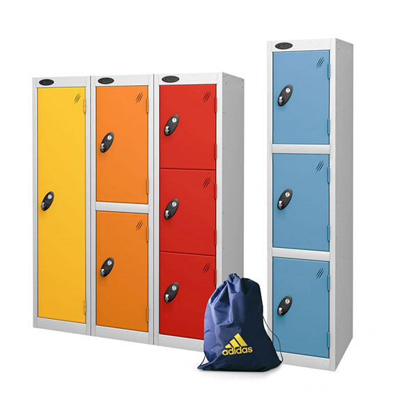 Primary/Junior School Low Lockers
