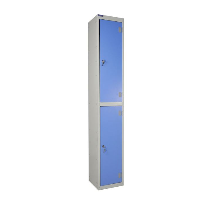 Laminate Locker Two Door - Dry Area