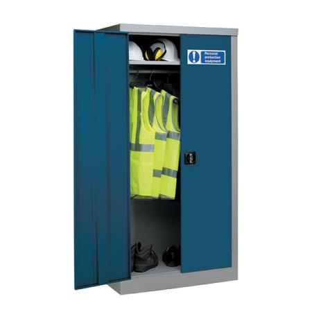 PPE Clothing Cupboard 1800mm