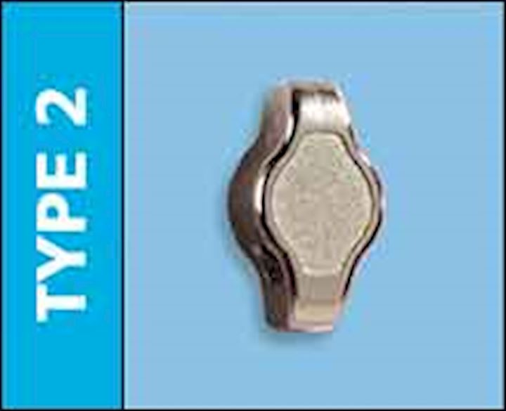 Probe Type 2 Hasp & Staple Lock Wet/Dry Area