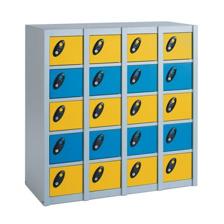 Probe Personal Effects Locker 20 Compartments